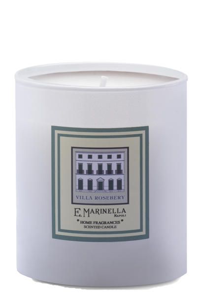 MHROS101 - Scented Candle 240 gr Villa Rosebery MHROS101 - Scented Candle 240 gr Villa Rosebery