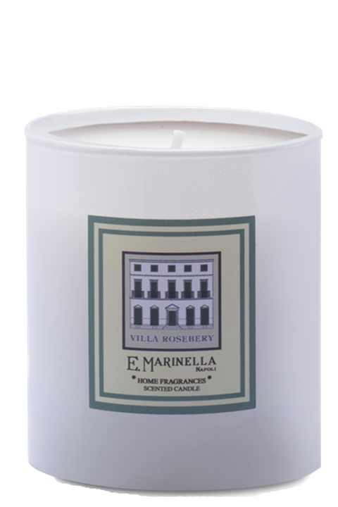 MHROS101 - Scented Candle 240 gr Villa Rosebery - 1